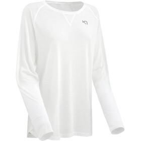 Kari Traa Maria - T-shirt manches longues Femme - blanc